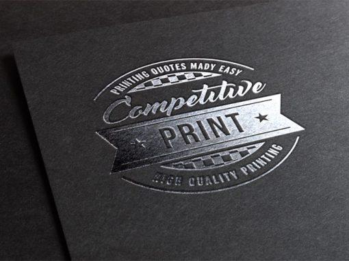 Branding, Social Media – Competitive Print