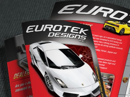 Marketing / Branding – Eurotek Designs