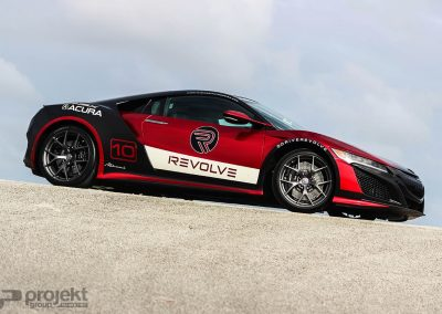 Automotive Photography - Acura NSX  - photo 5 | Projekt Group Marketing