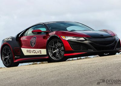 Automotive Photography - Acura NSX  - photo 4 | Projekt Group Marketing