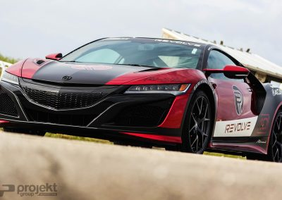Automotive Photography - Acura NSX  - photo 3 | Projekt Group Marketing