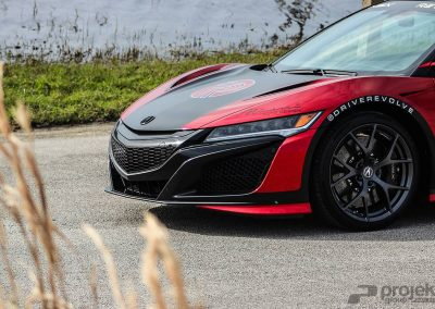 Automotive Photography - Acura NSX  - photo 2 | Projekt Group Marketing
