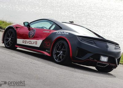 Automotive Photography - Acura NSX  - photo 1 | Projekt Group Marketing