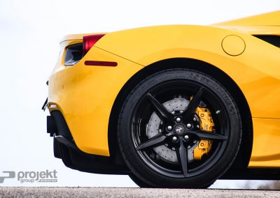 Automotive Photography - Ferrari  - photo 2 | Projekt Group Marketing