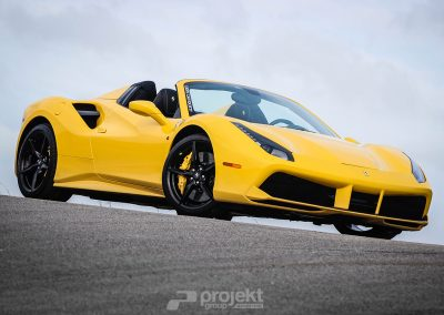 Automotive Photography - Ferrari  - photo 1 | Projekt Group Marketing