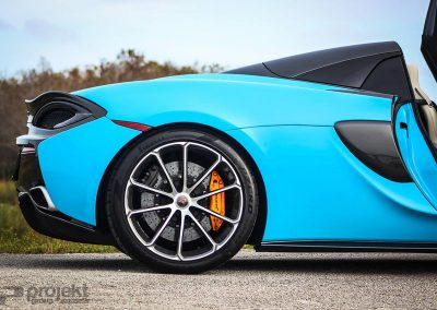 Automotive Photography - Mclaren  - photo 7 | Projekt Group Marketing