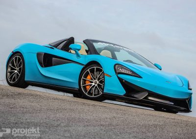Automotive Photography - Mclaren  - photo 6 | Projekt Group Marketing