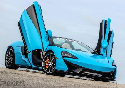 Automotive Photography - Mclaren  - photo 5 | Projekt Group Marketing