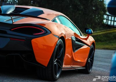 Automotive Photography - Mclaren  - photo 4 | Projekt Group Marketing