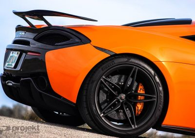 Automotive Photography - Mclaren  - photo 3 | Projekt Group Marketing