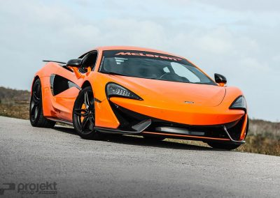 Automotive Photography - Mclaren  - photo 2 | Projekt Group Marketing