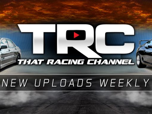 Branding – YouTube Cover / T-shirt – That Racing Channel