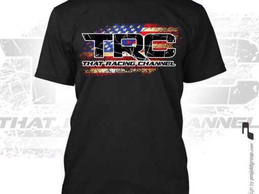 T-shirt Design – That Racing Channel