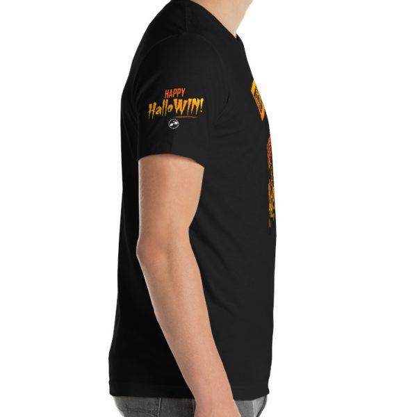 Happy HalloWin t-shirt - sleeve right - Projekt Group Marketing
