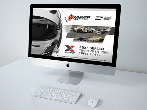 Sponsorship – Deck template – RacerX