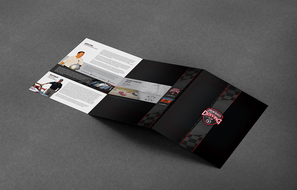 Brochure Palm Beach Driving Club - by Projekt Group Marketing