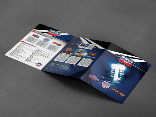 Marketing / Branding – Brochure, Trifold, Folder – IHRA