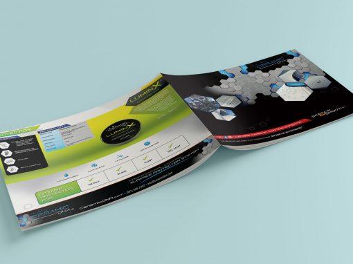Marketing / Branding – Products Catalog – Ceramic DNA