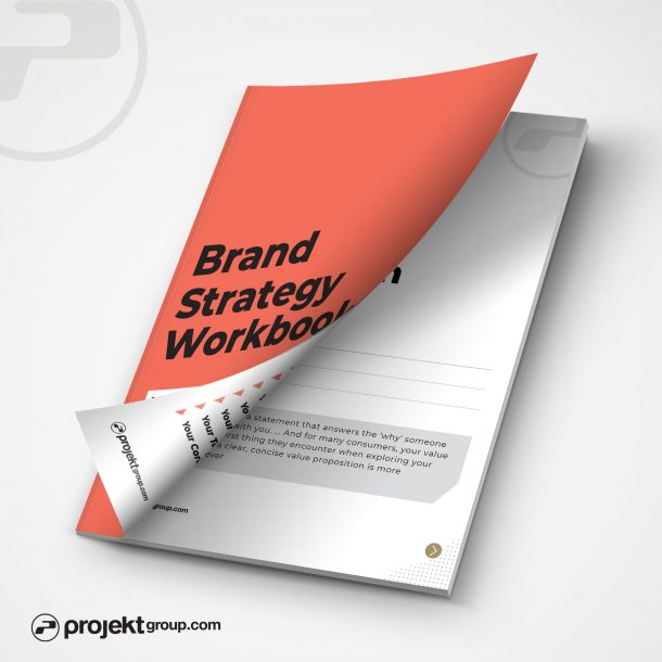 Projekt Group - Branding Workbook