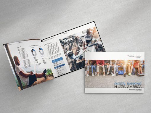 Marketing / Branding – Brochure – Technisys